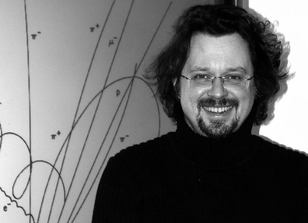 Portrait - Prof. Dr. Jens Schröter