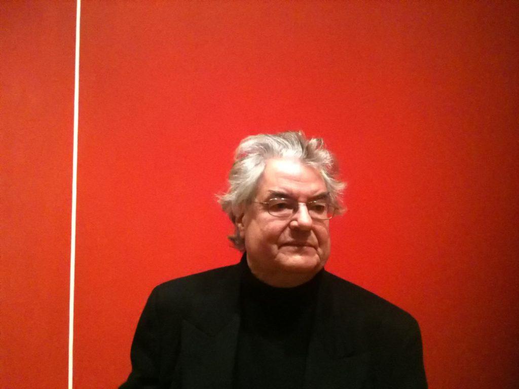 Portrait - Prof. Dr. em. Klaus Honnef