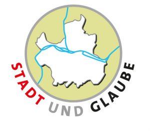 Logo »Stadt und Glaube«