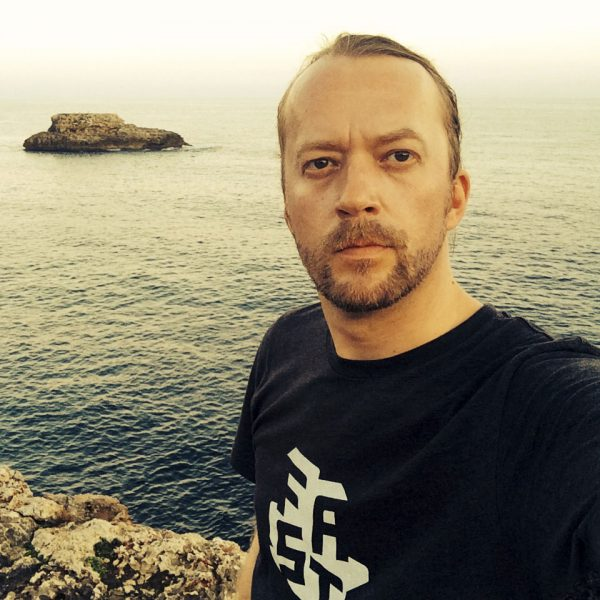 Portrait - Nils Klinger