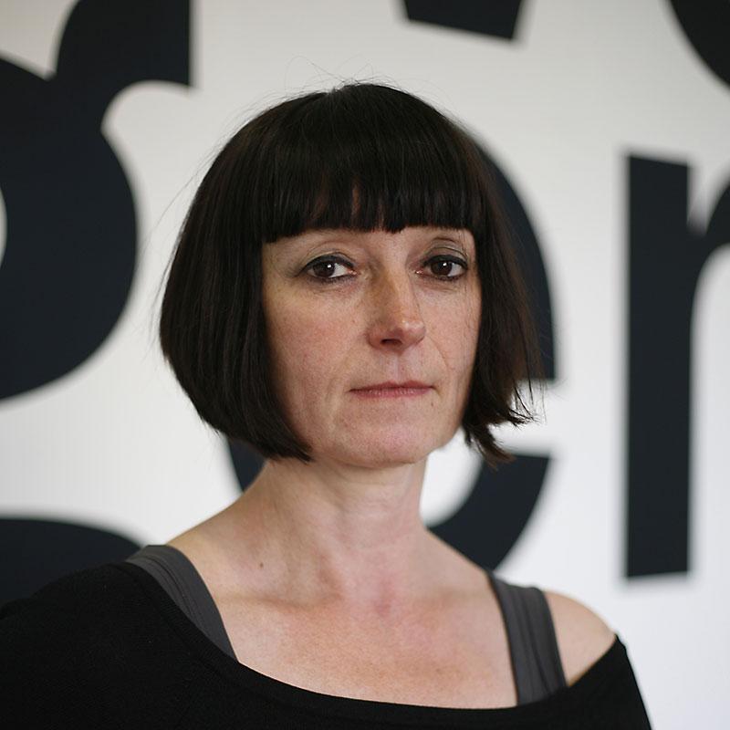 Portrait - Dagmar Buhr