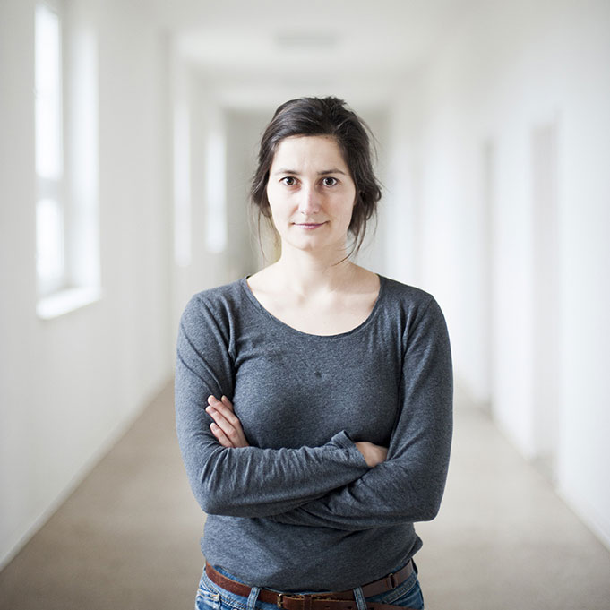 Portrait - Nora Klein