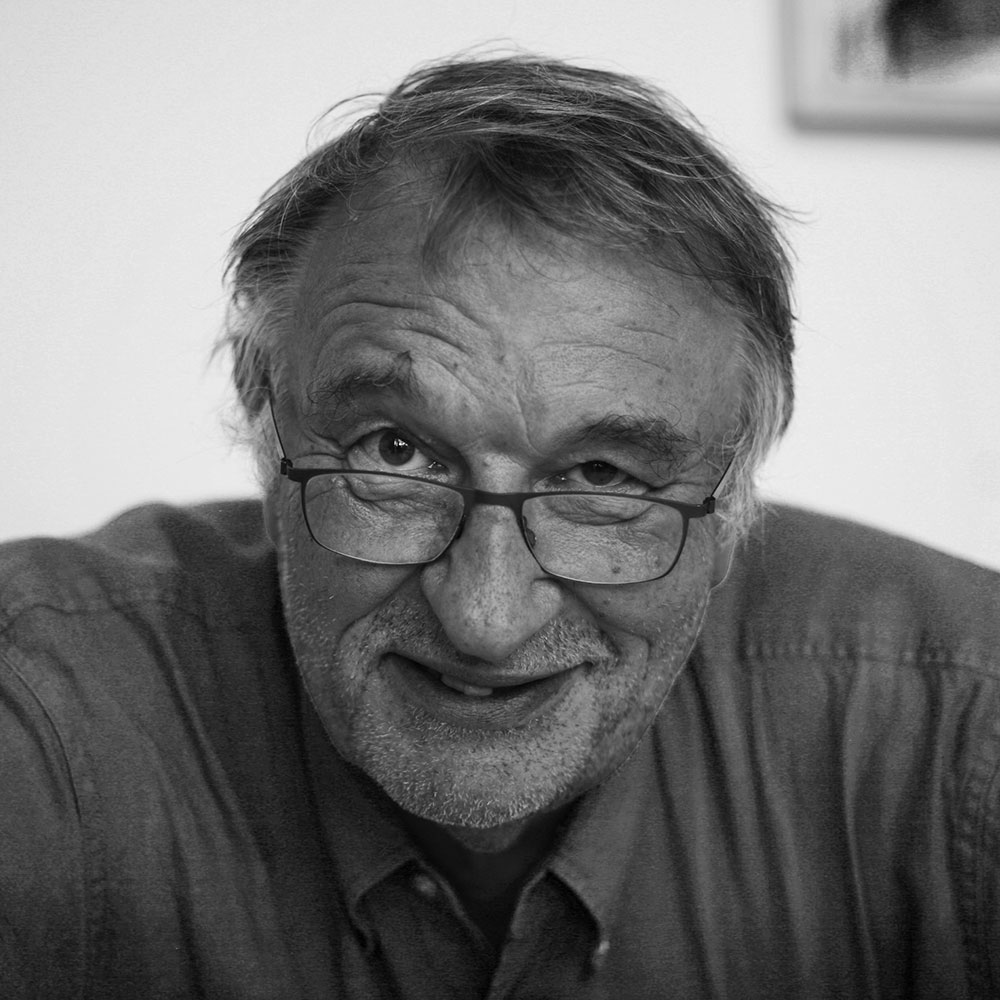 Portrait - Dieter Leistner