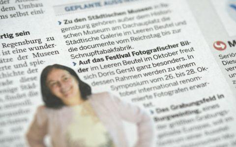 Neue Museumsleiterin Dr. Gerstl freut sich auf das Festival