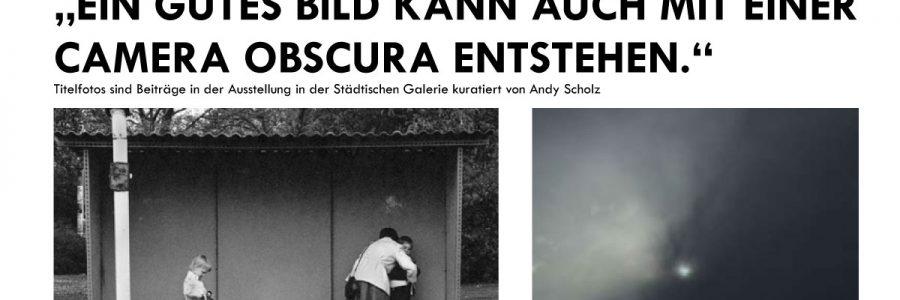 Künstlerischer Leiter Andy Scholz im Interview