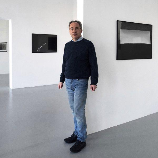 Portrait - Prof. Štěpán Grygar