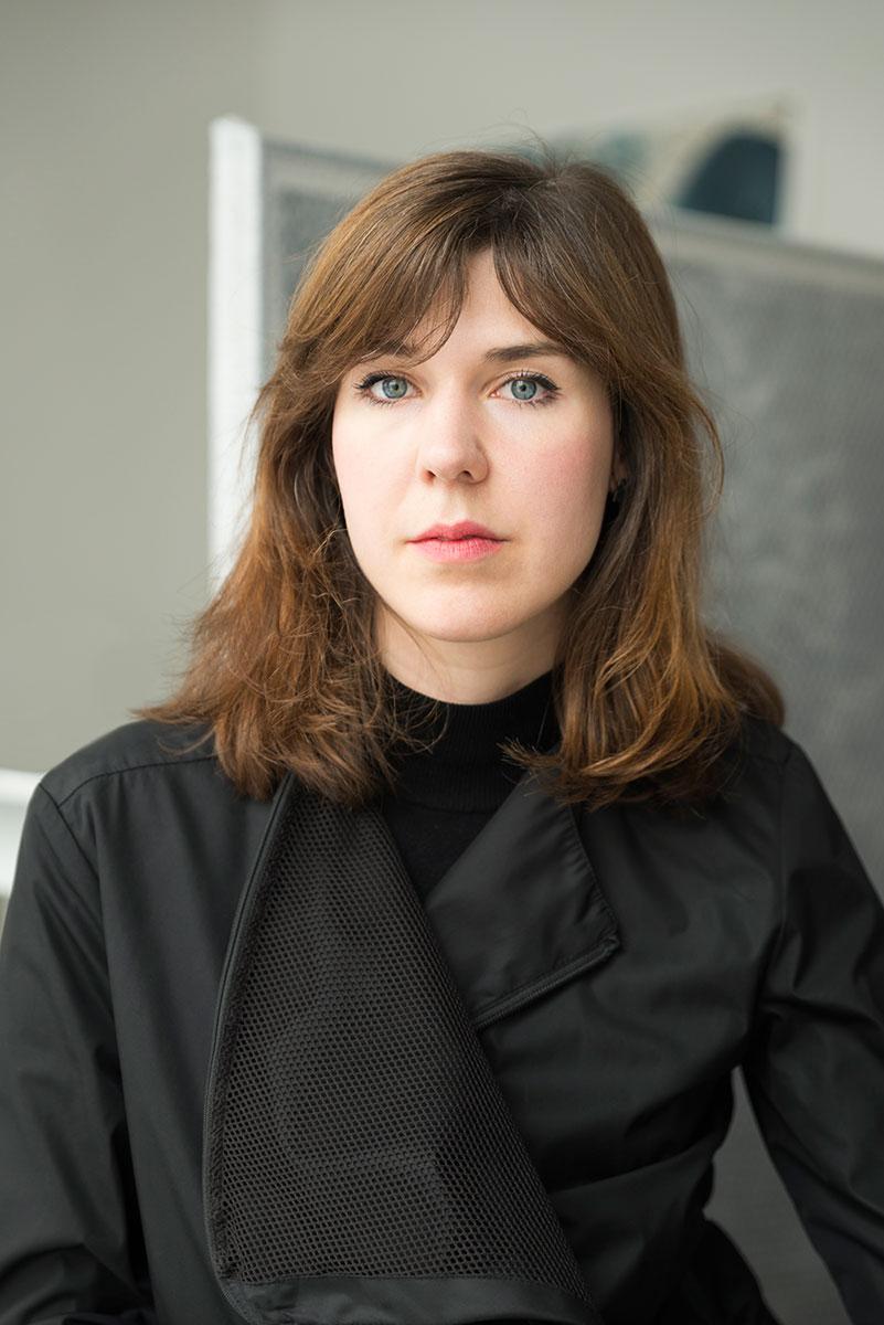 Portrait - Berit Schneidereit