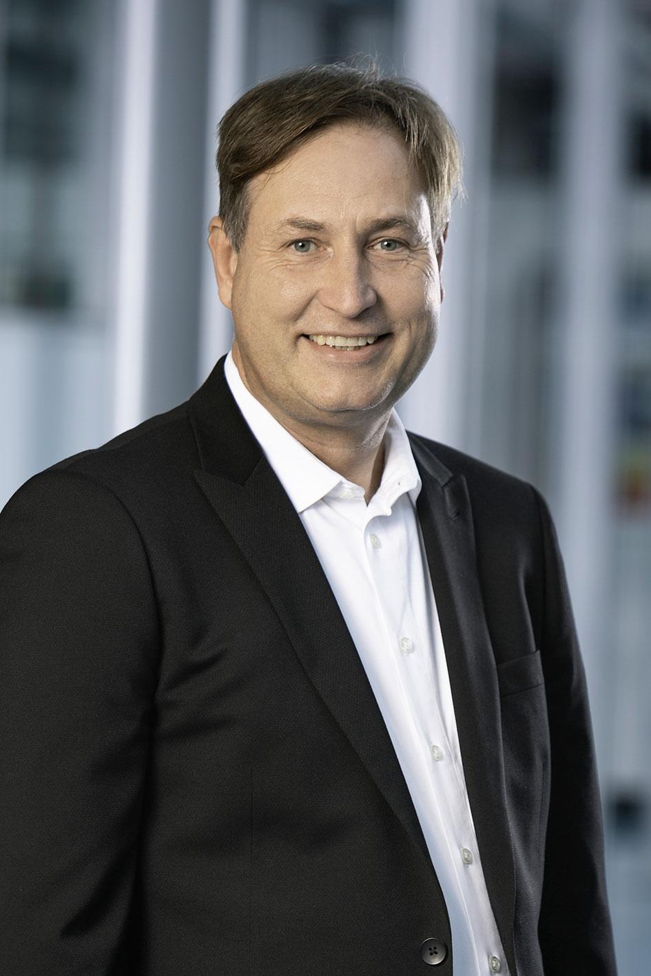 Portrait - Prof. Ing. Volker Jansen